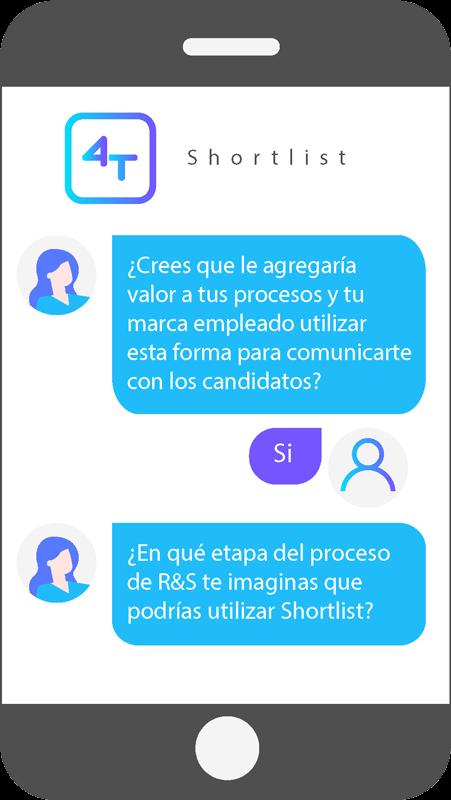 Shortlist | El chatbot que simplifica el Filtro Curricular